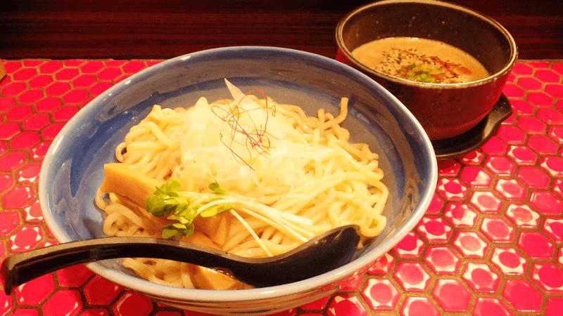 西京味噌擔擔麵(大份)