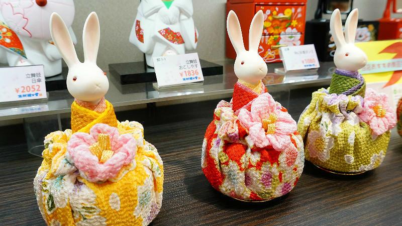 可愛兔子音樂盒
