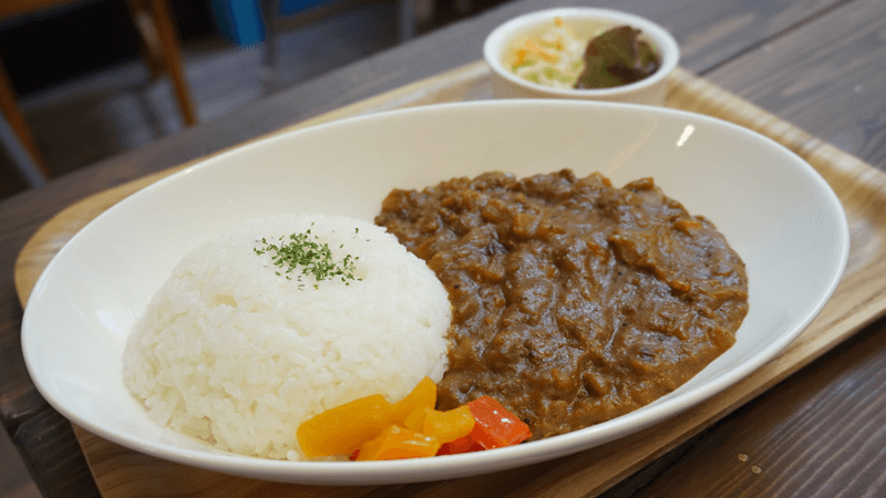 Fruits Curry