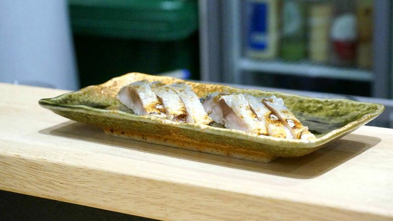 Smoked fatty mackerel