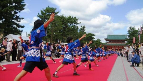 京都岡崎紅地毯