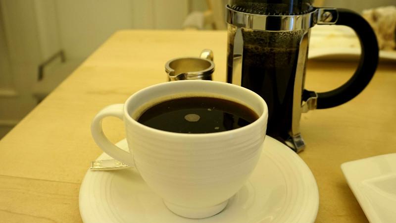 法式濾壓咖啡