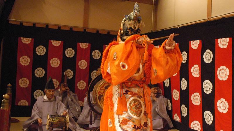 Gagaku (court music)