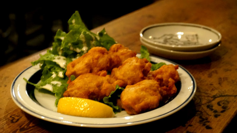 Karaage (fried chicken)