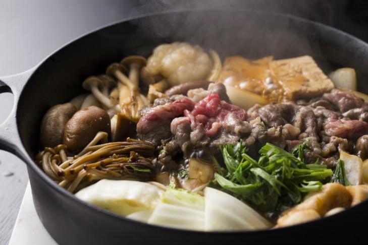 日本牛肉壽喜燒