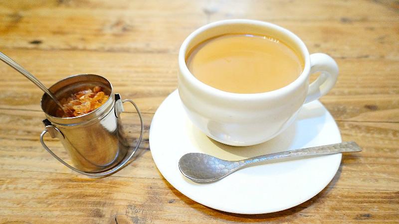 朗姆奶茶(只有熱飲)