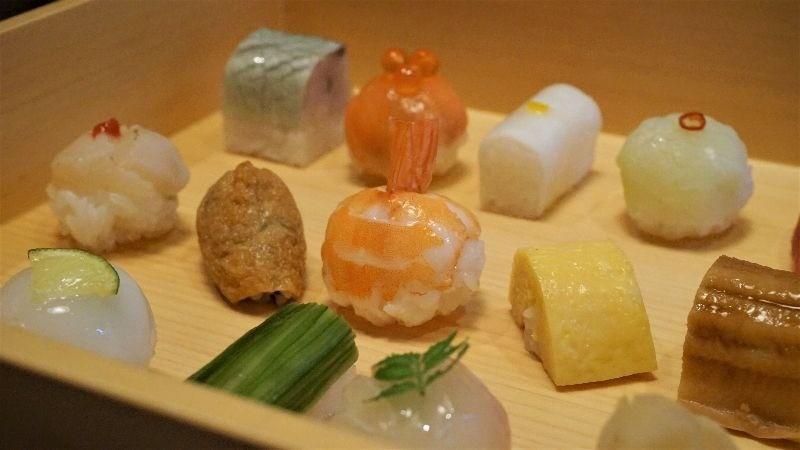 mini-sushi