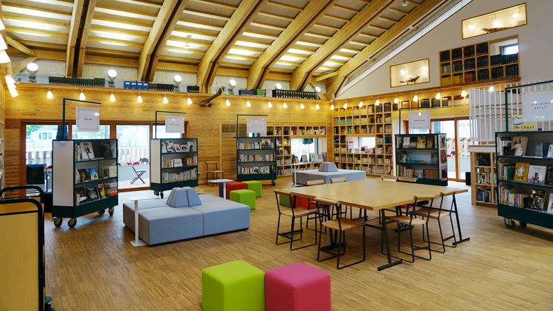 圖書館咖啡店