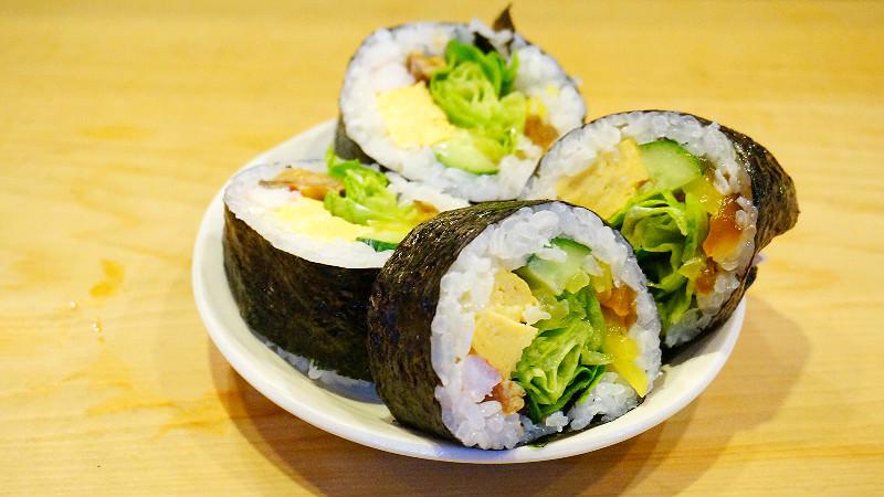 太卷壽司(Futomaki)