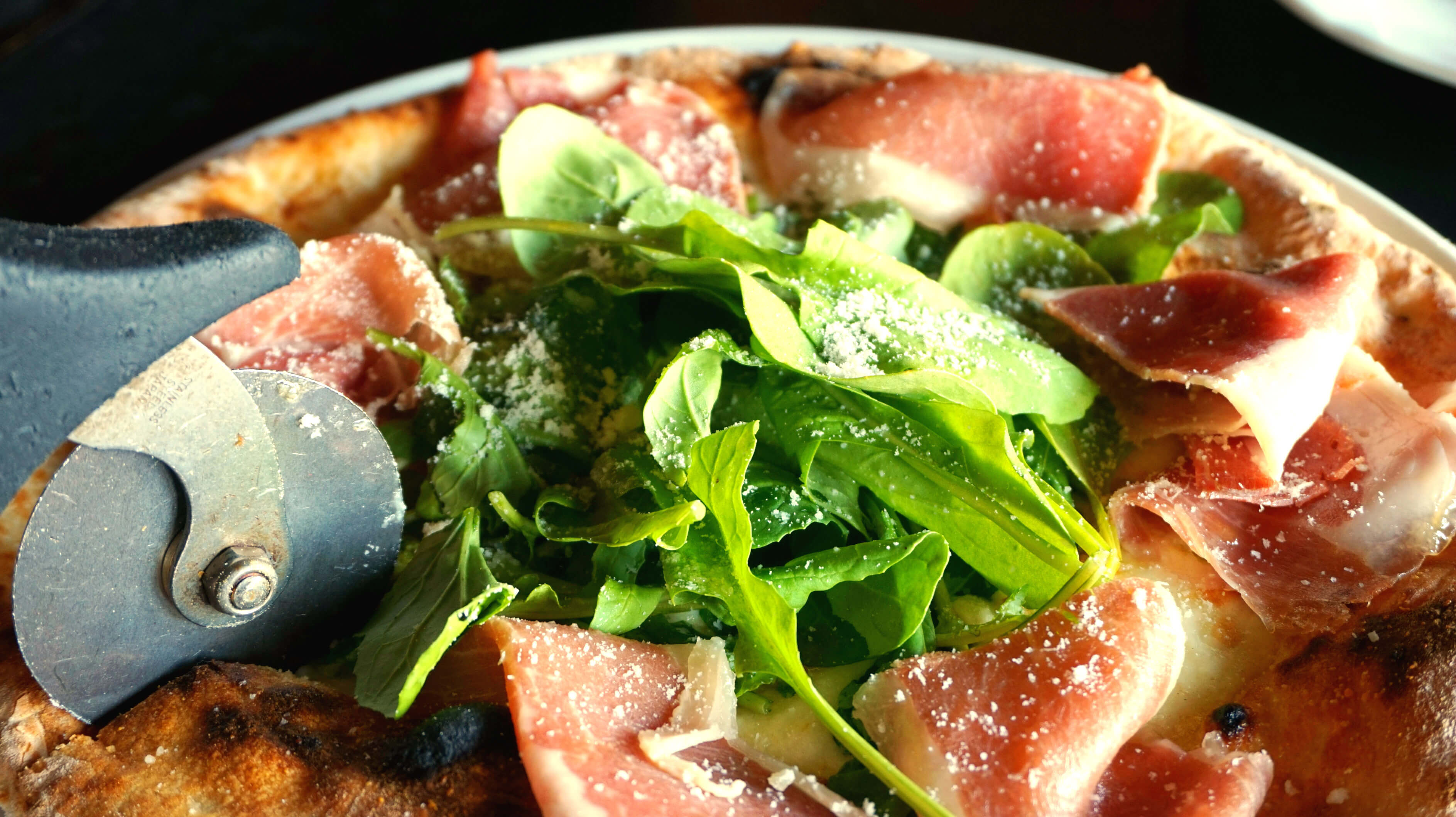 Prosciutto & Rucola Pizza