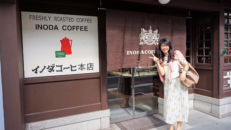 5 best cafes in Kyoto!