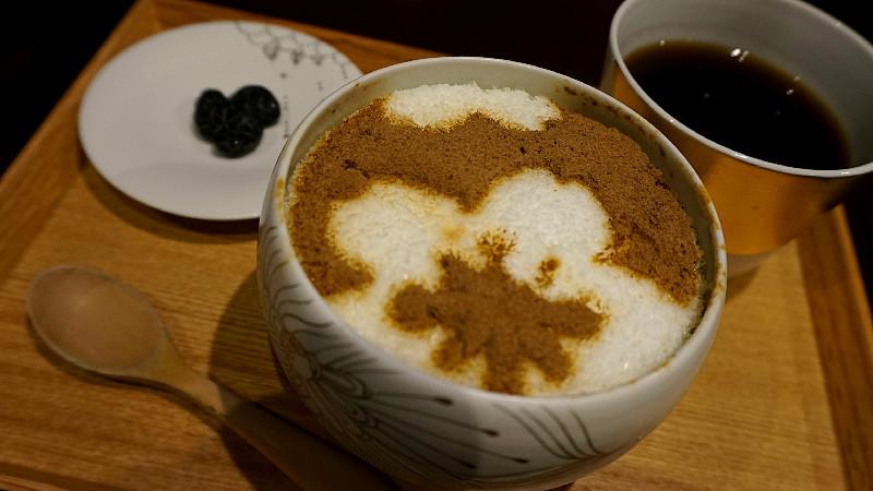 焙茶風味刨冰套餐