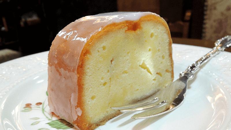 Gateau francois(maple or honey)