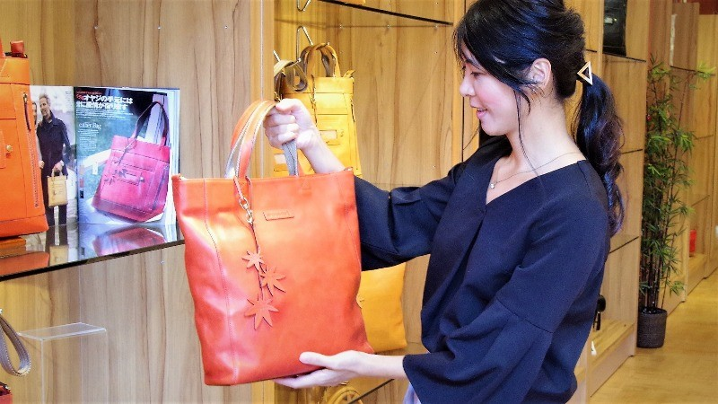 Linate Tote Red