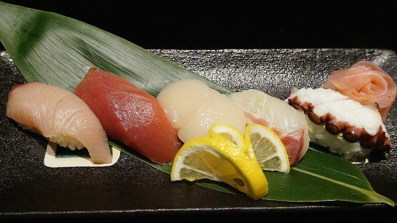 Sushi (5pieces)
