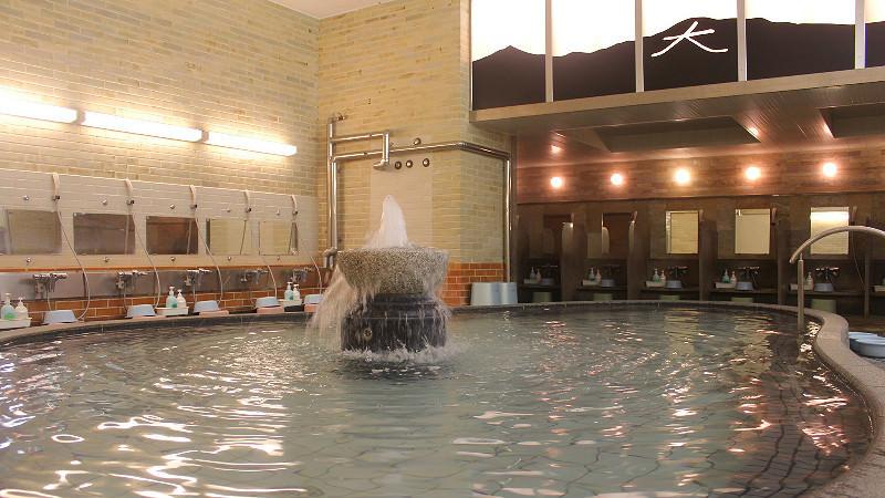 Public Bath For Men