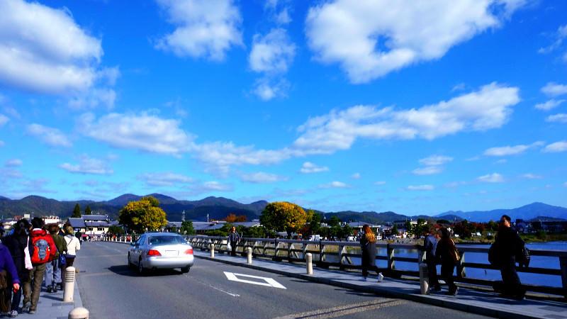 Walk Across The Bridge