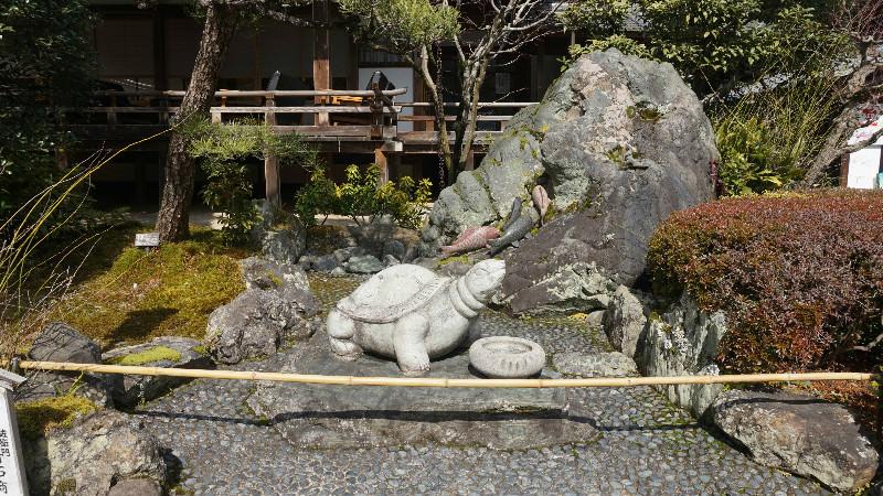 Tortoise Statues