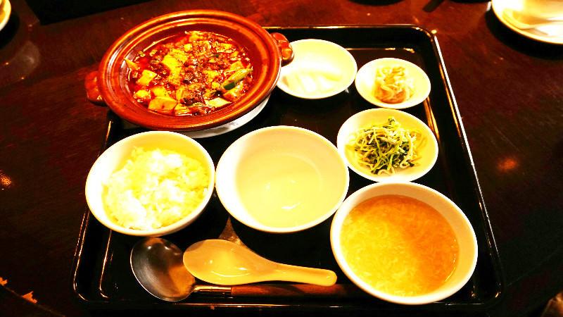 四川麻婆豆腐膳