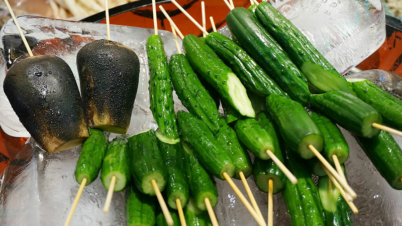 Cucumber Sticks