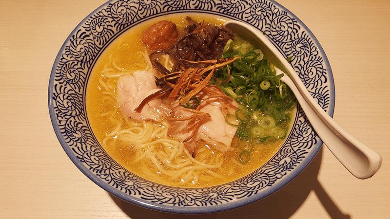 Kyo Katsuobushi Tori Paitan Soba
