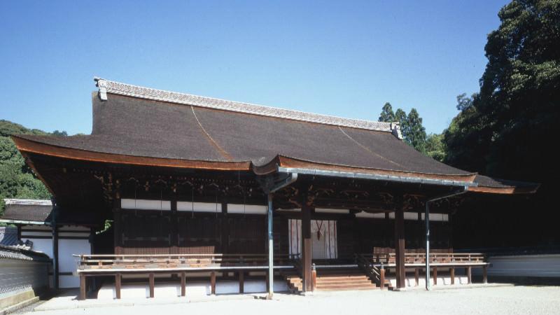 Reimei-den hall