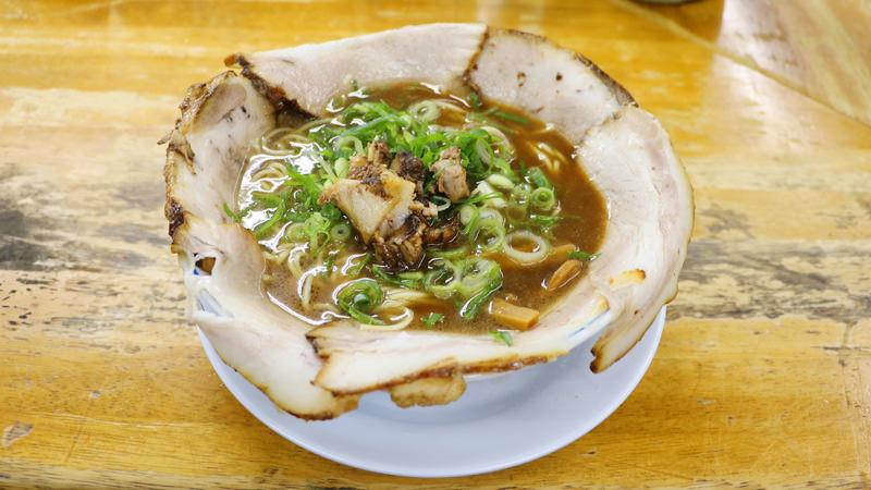 特製叉燒拉麵