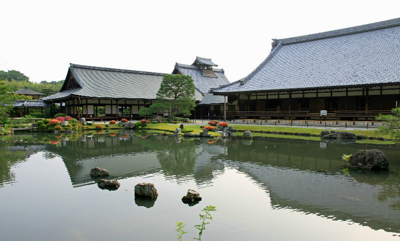 Hōjō (traditional residence of the Zen abbot)