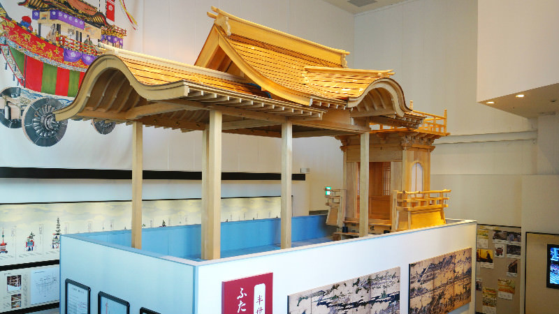 Exhibition Room for Kyoto Intangible Cultural Heritage
