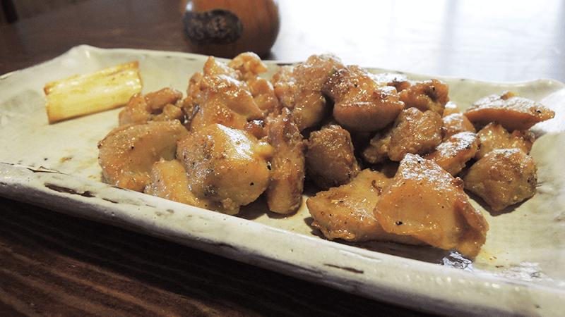 日式香椒烤雞