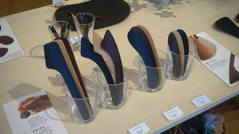 Spatulas (MINOTAKE cutlery)