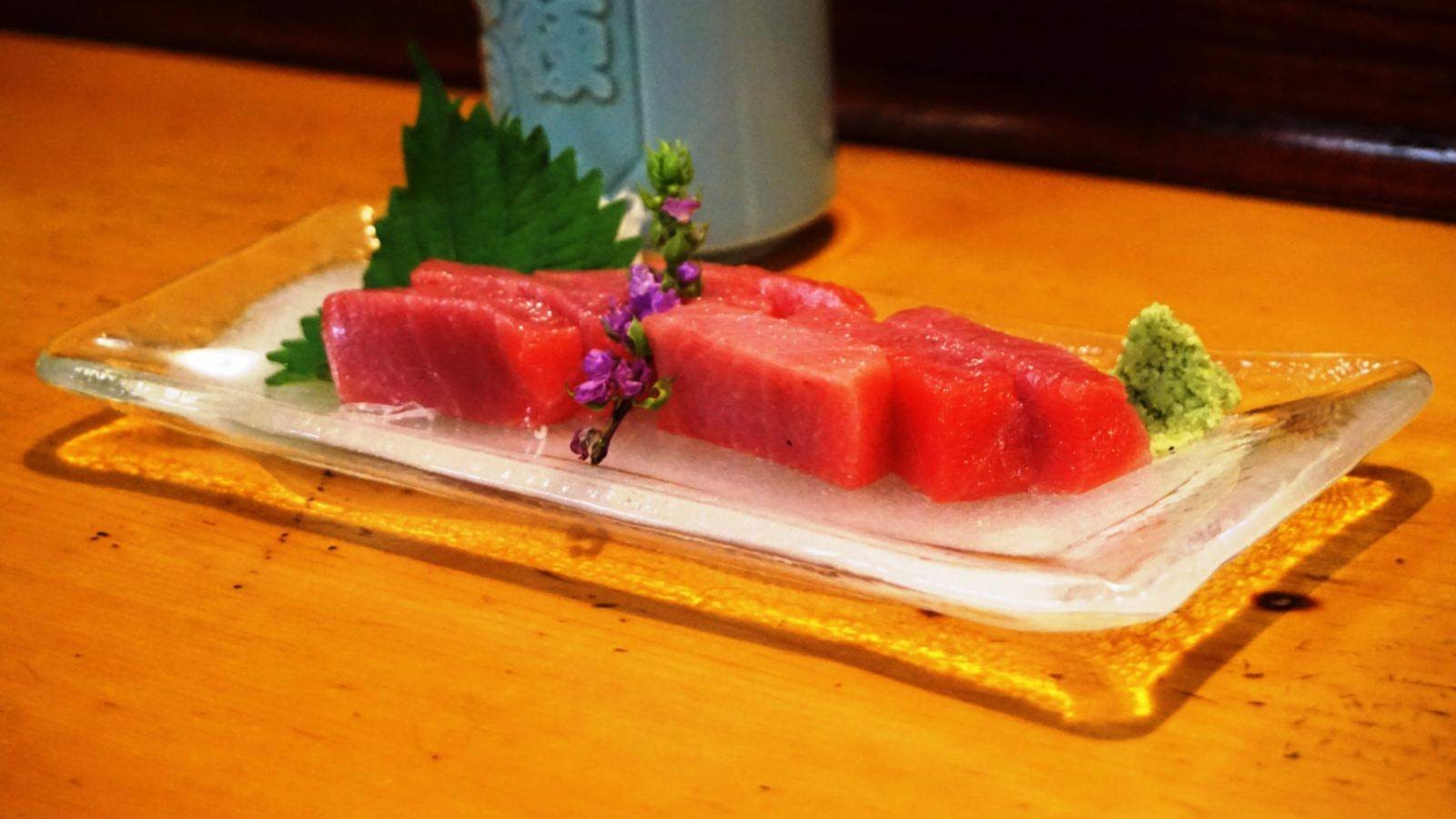 Medium Fatty Tuna Sashimi