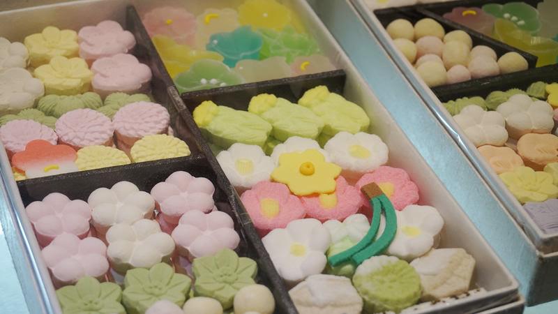 Higashi assortment box