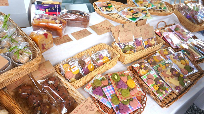 Handmade confectioneries