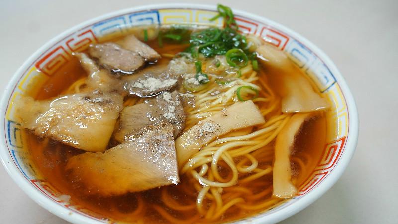 中華蕎麥麵