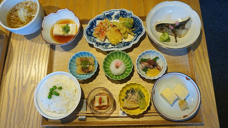 九道番菜御膳