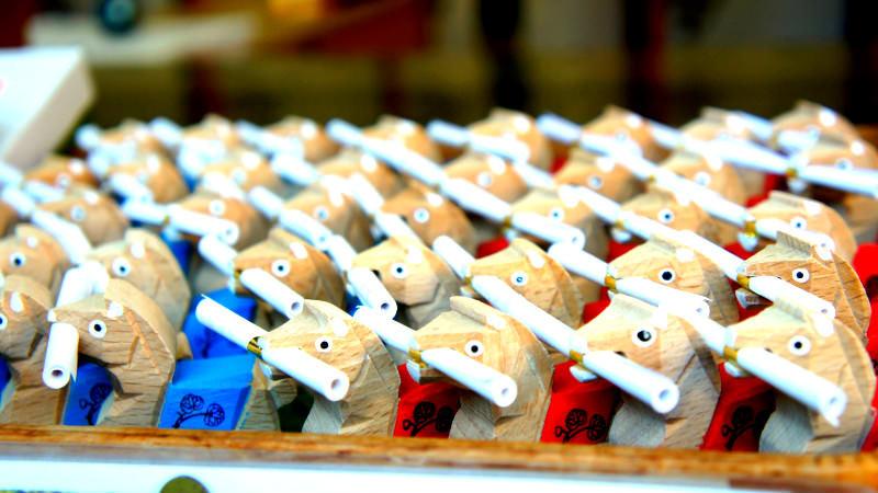 占卜紙籤 500日元