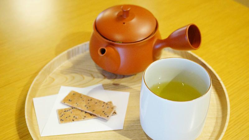 「滿腹茶」(日本茶)