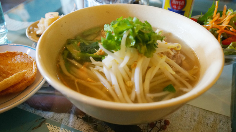 粿條湯(Kuay Teow Nam)