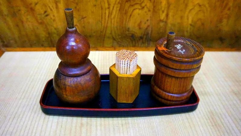 七味粉與日本胡椒