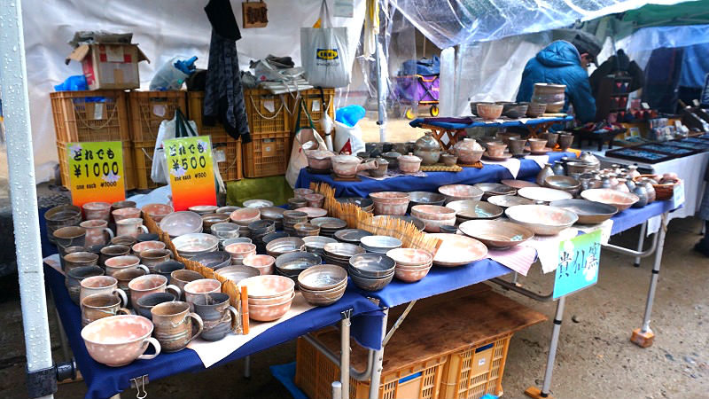 Pottery and other crafts