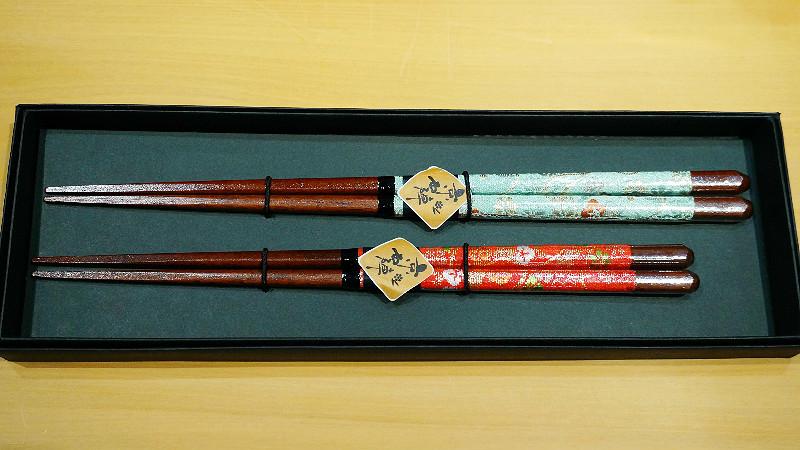 京西陣筷子組