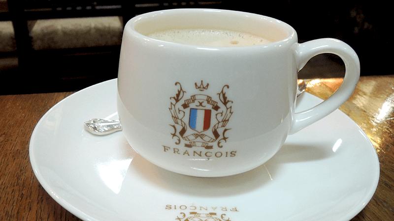 Coffee(fresh cream or black)
