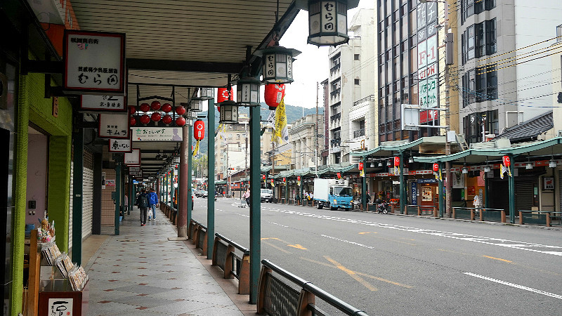 A gourmet trip to Gion