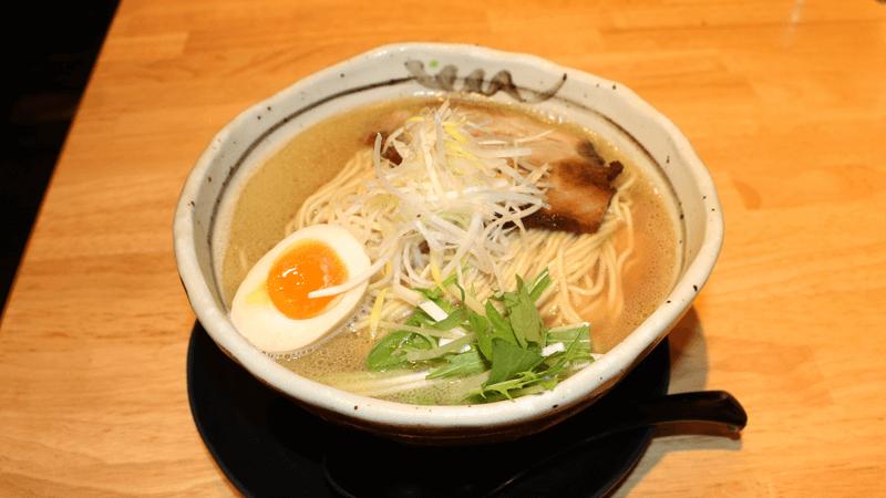 Niboshi kaoru Ramen