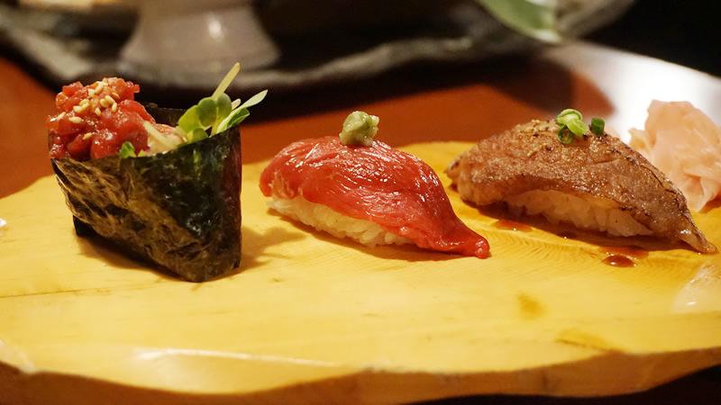 Meat Sush