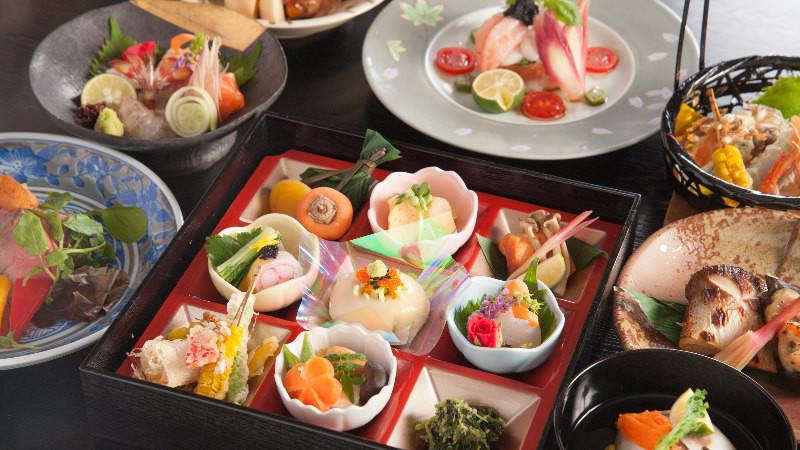 享用日式佳餚