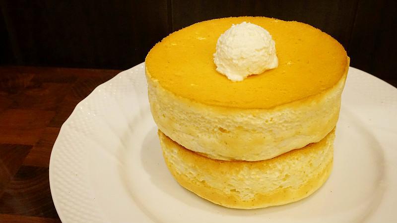 Soufflé Style Pancakes