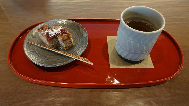 Sanowa + 京番茶組合