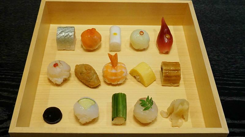 豆壽司套餐
